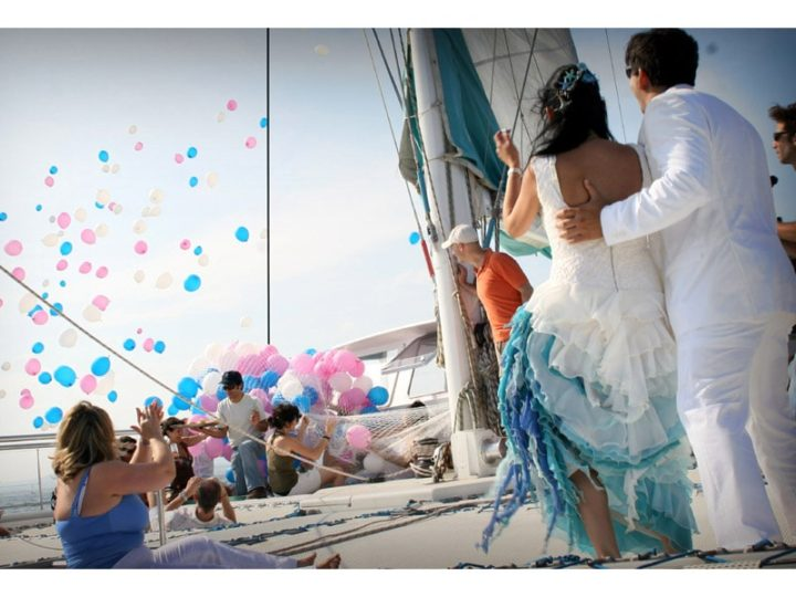 Boat Weddings One- Of- A Kind Celebrations Cruising The Mediterranean