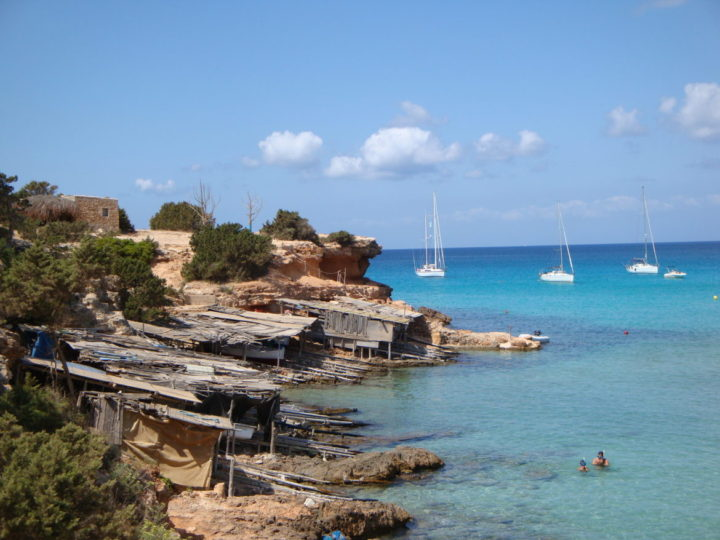 Formentera , A Mediterranean Paradise.  Discover It By Boat