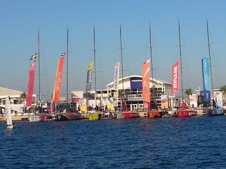 Boat rental for Volvo Ocean Race: Follow the race