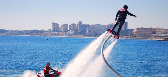 Nautical Activities in Alicante and Ibiza
