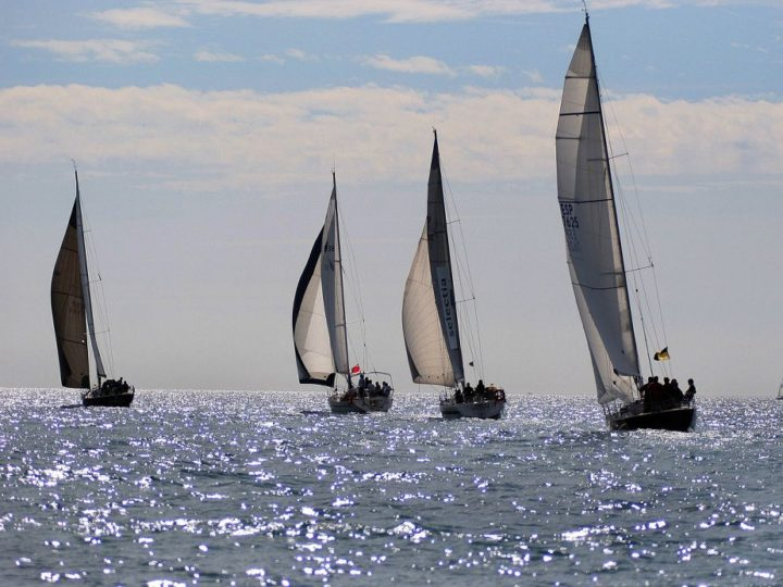5 Spanish excellent races  For go sailing and practice sail during all Year!