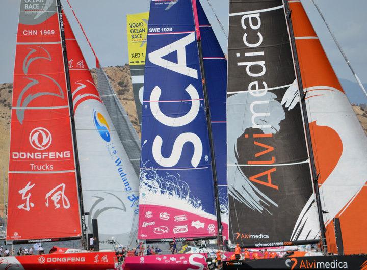 ¿Estás listo para la Volvo Ocean Race 2017? ¡Revive la experiencia de la última edición y prepárate para la próxima vuelta al mundo en velero!