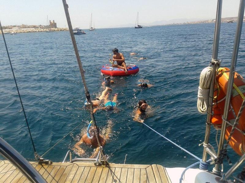 Excursiones en barco desde Alicante