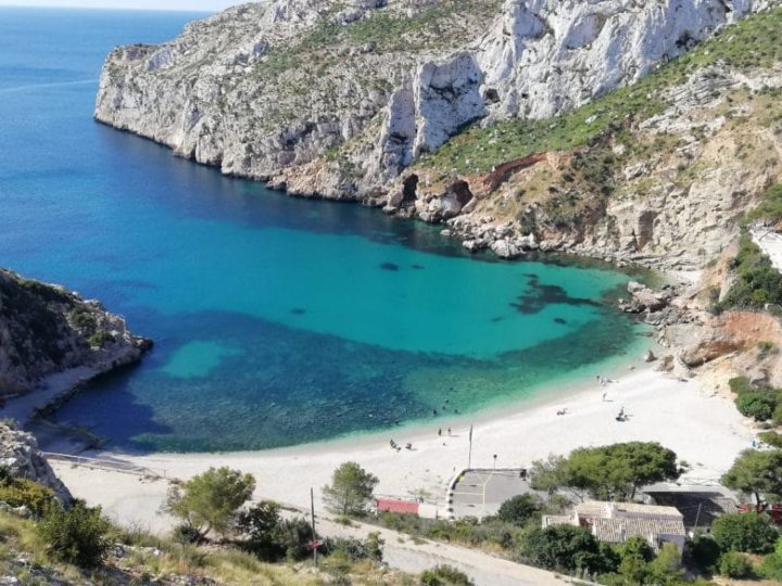 Five Marvelous Coves in Costa Blanca- Discover And Enjoy Their Beauty While Sailing And Diving