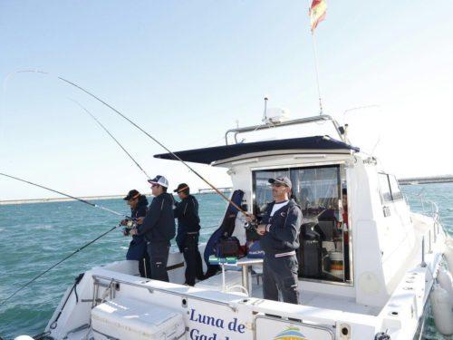 Salidas de pesca en Torrevieja
