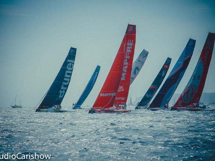 ¡The Ocean Race saldrá de Alicante en 2022  estrenando barcos, propietarios y recorrido!