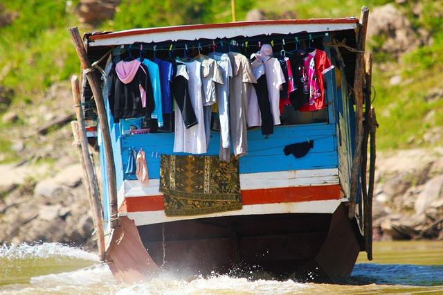 Cómo vestir para salir a navegar