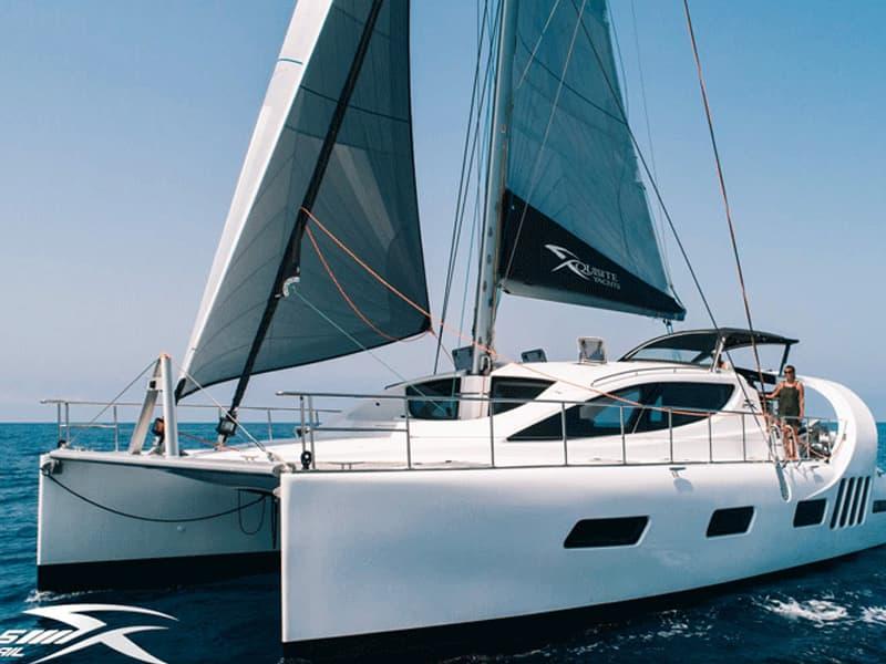 Catamaran de lujo en venta